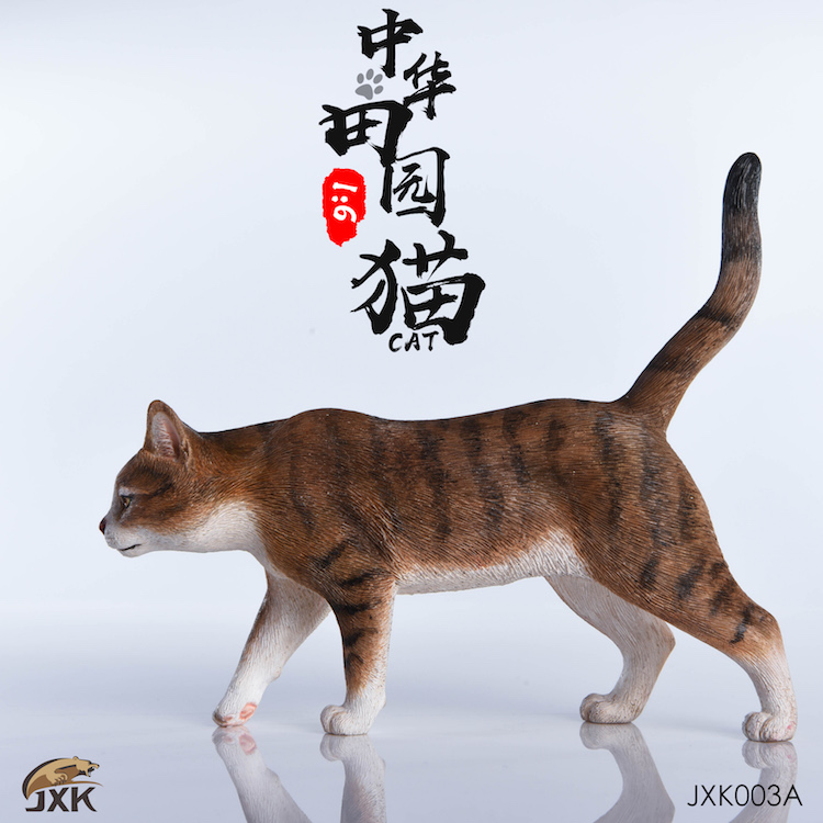 NEW PRODUCT: JXK New 1/6 Chinese Garden Cat Series JxK003 Decoration Static Animal Model 23203910