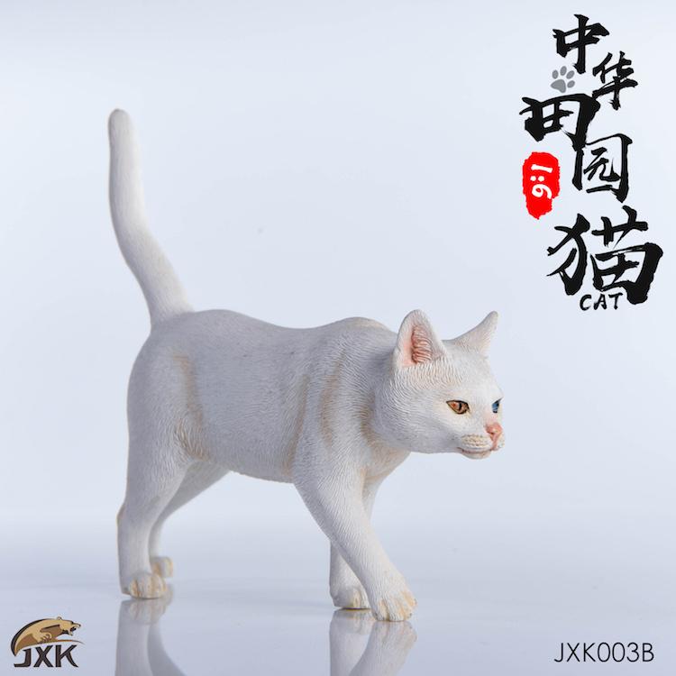 NEW PRODUCT: JXK New 1/6 Chinese Garden Cat Series JxK003 Decoration Static Animal Model 23205910