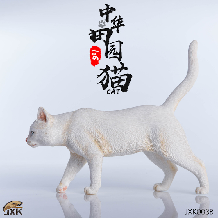 NEW PRODUCT: JXK New 1/6 Chinese Garden Cat Series JxK003 Decoration Static Animal Model 23211510