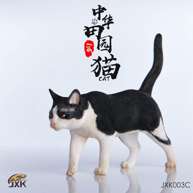 NEW PRODUCT: JXK New 1/6 Chinese Garden Cat Series JxK003 Decoration Static Animal Model 23212210