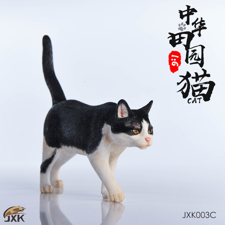 NEW PRODUCT: JXK New 1/6 Chinese Garden Cat Series JxK003 Decoration Static Animal Model 23213410
