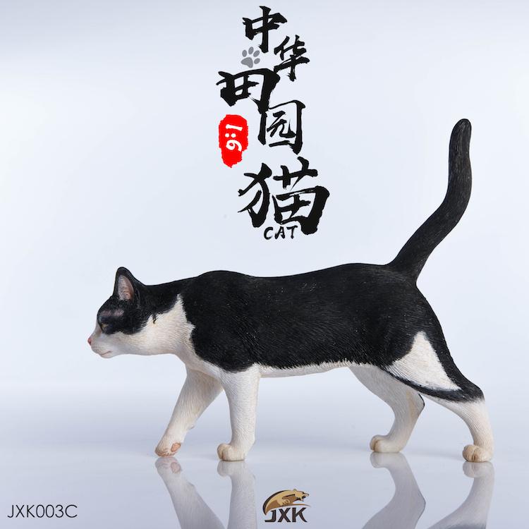 NEW PRODUCT: JXK New 1/6 Chinese Garden Cat Series JxK003 Decoration Static Animal Model 23214510