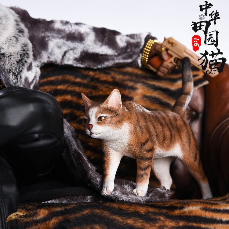 NEW PRODUCT: JXK New 1/6 Chinese Garden Cat Series JxK003 Decoration Static Animal Model 23221610