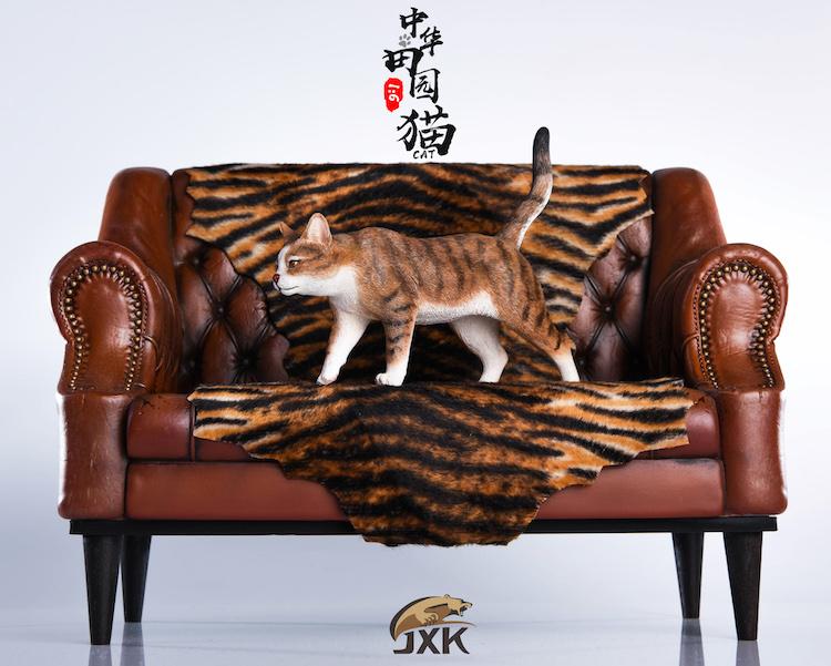 NEW PRODUCT: JXK New 1/6 Chinese Garden Cat Series JxK003 Decoration Static Animal Model 23223610