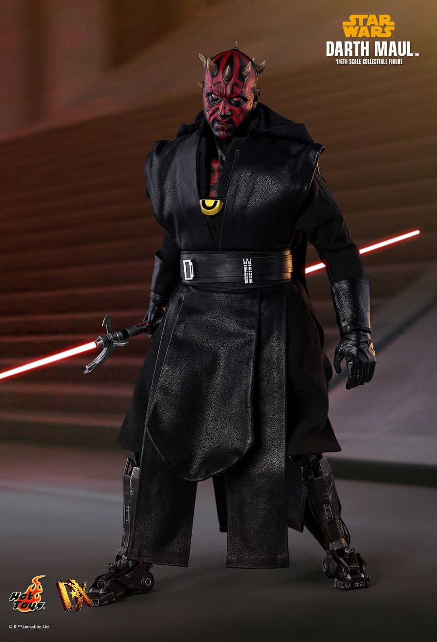 solo - NEW PRODUCT: HOT TOYS: SOLO: A STAR WARS STORY DARTH MAUL 1/6TH SCALE COLLECTIBLE FIGURE 2373