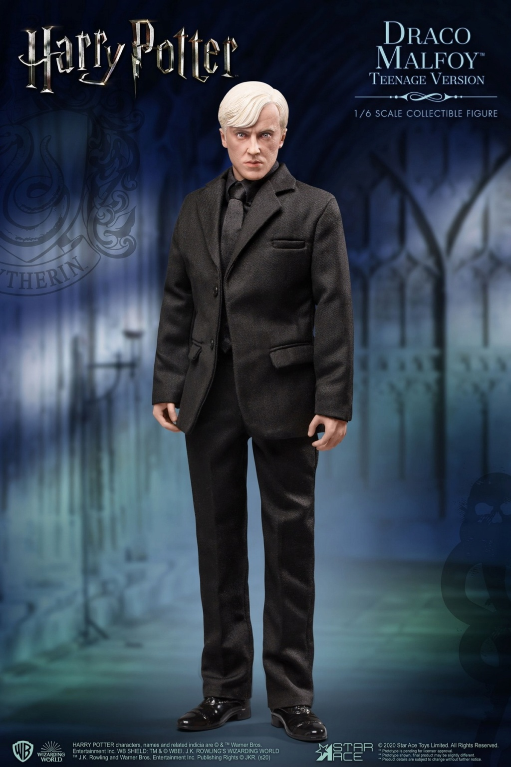 movie - NEW PRODUCT: Star Ace: 1/6 scale Harry Potter - Teen Draco Malfoy (3 versions) 23815910
