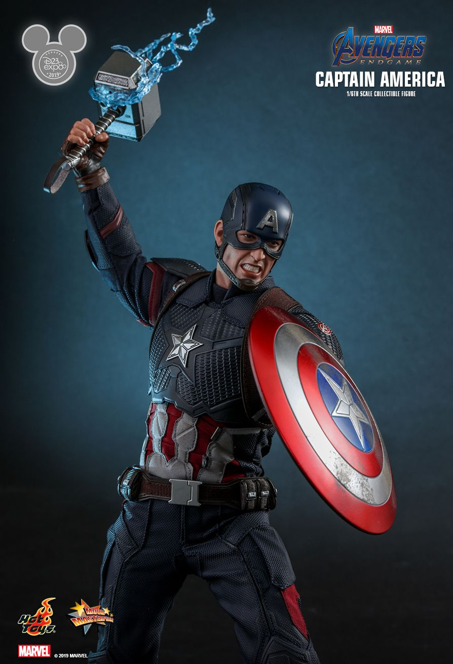 Topics tagged under captainamerica on OneSixthFigures 2393