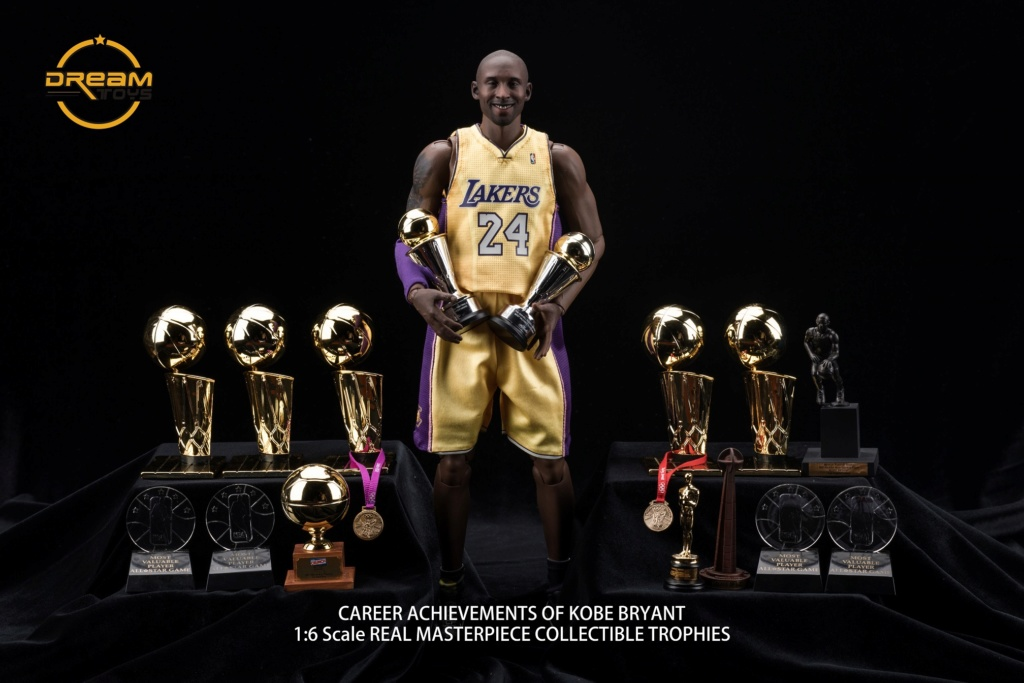NEW PRODUCT: DREAMTOYS New: 1/6 MJ23 KB24 Jordan / Kobe - Honor Trophy Set 241