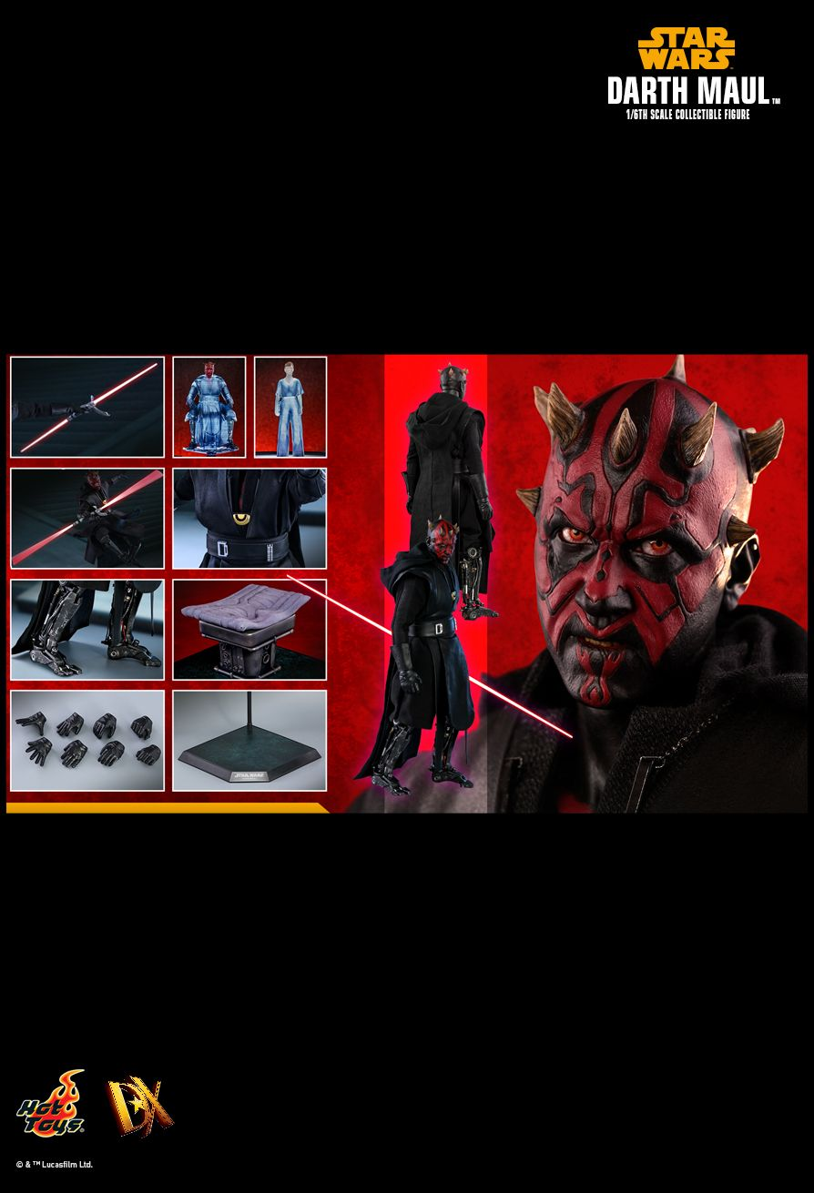 Topics tagged under darthmaul on OneSixthFigures 2443