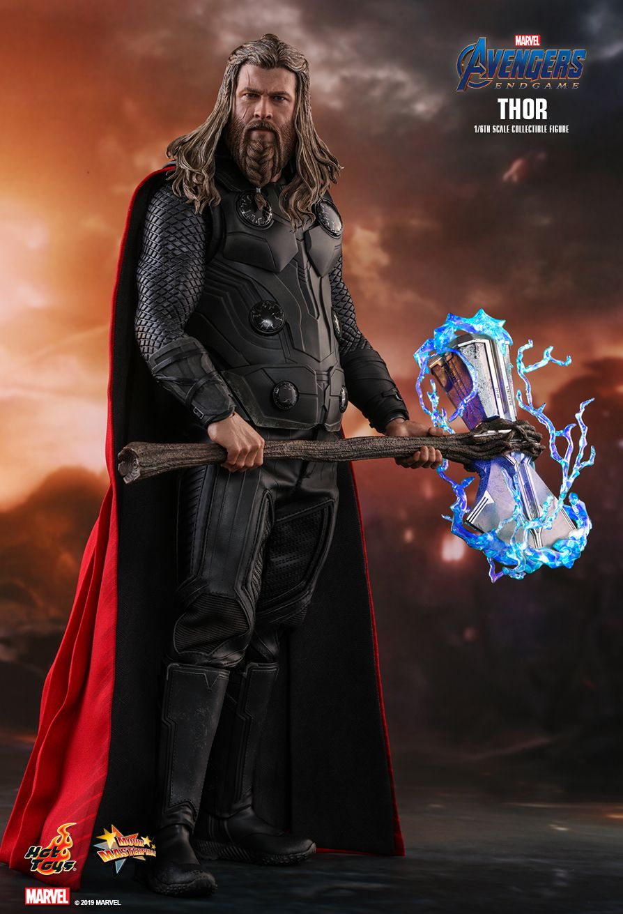 marvel - NEW PRODUCT: HOT TOYS: AVENGERS: ENDGAME THOR 1/6TH SCALE COLLECTIBLE FIGURE 2448