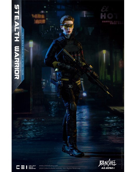 Military - NEW PRODUCT: C&D Industry 1/6 Scale AD.2050.I BANSHEE (2 versions) 2450