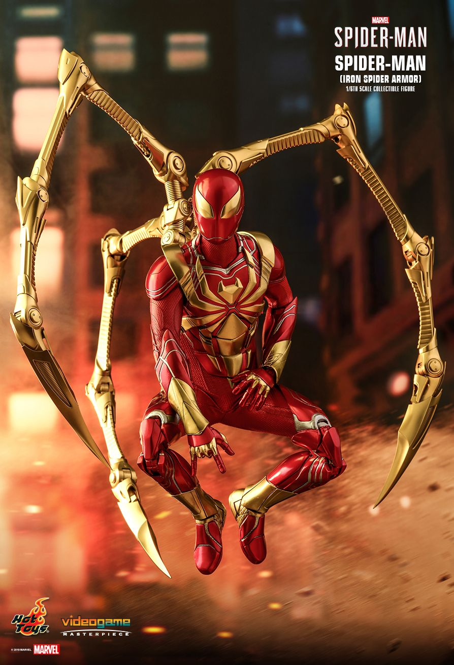 Topics tagged under ironspider-man on OneSixthFigures 2472