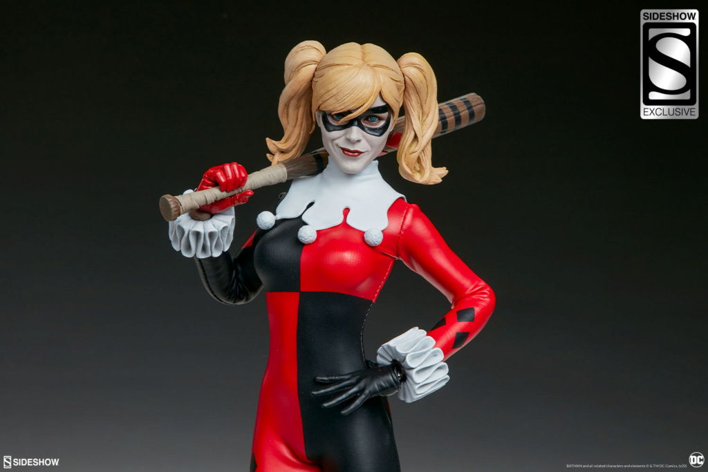 batman - NEW PRODUCT: Sideshow Collectibles: Harley Quinn Sixth Scale Figure 2601