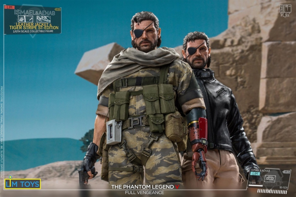 Videogame - NEW PRODUCT: 1/6 Scale LIMTOYS LIM005 Ismael &Aehab EP52-THE OTHER SHADOW edition 272