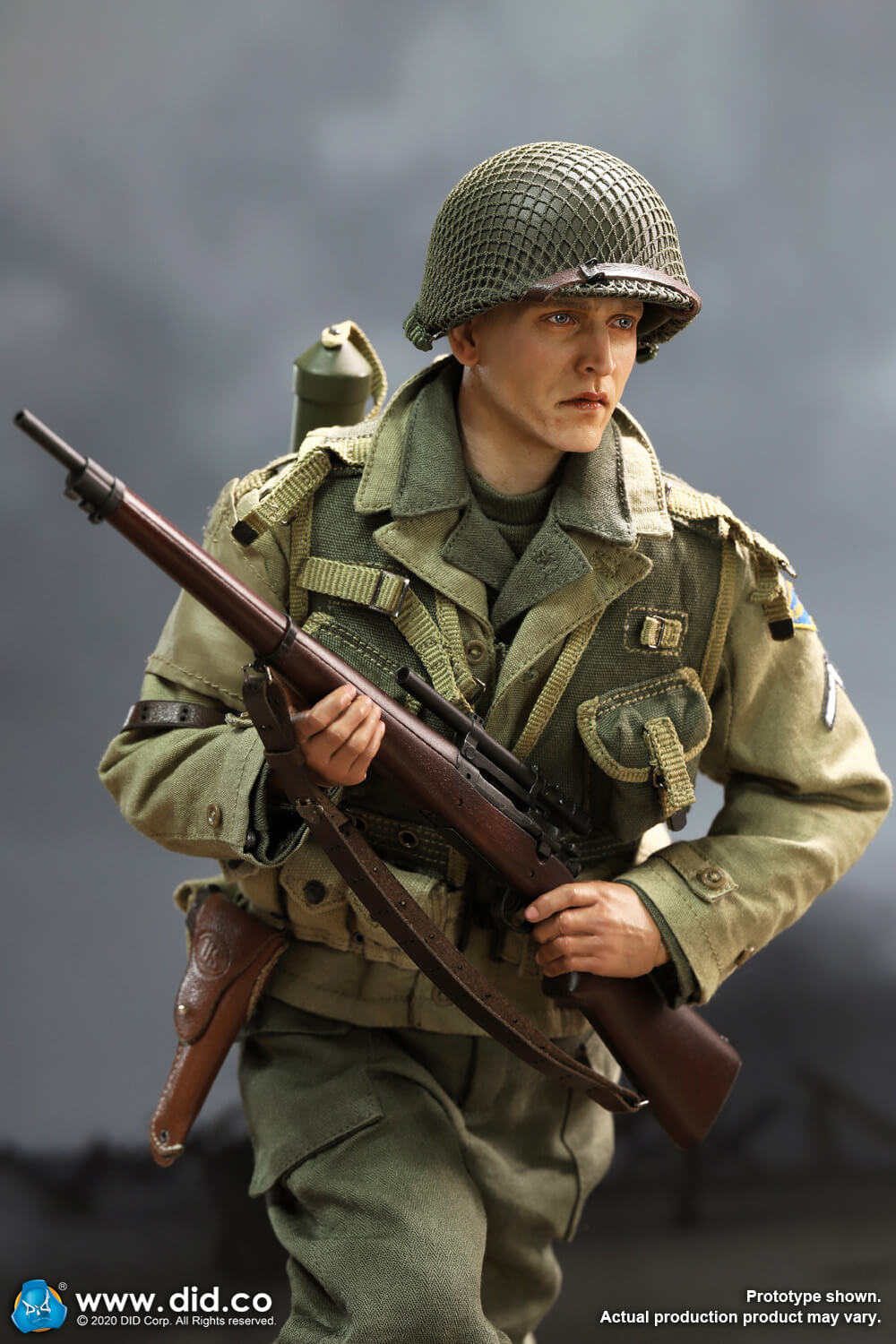 DiD - NEW PRODUCT: DiD: A80144 WWII US 2nd Ranger Battalion Series 4 Private Jackson 2748