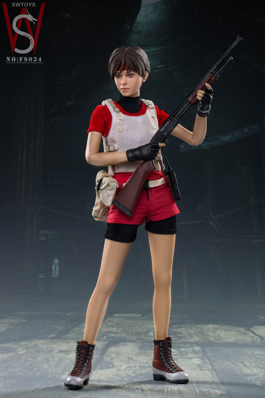 Female - NEW PRODUCT: 1/6 SWTOYS FS034 Chambers 2.0 Action Figure 2_184510