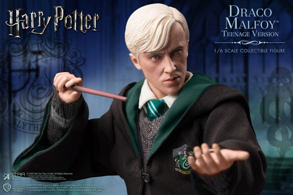 movie - NEW PRODUCT: Star Ace: 1/6 scale Harry Potter - Teen Draco Malfoy (3 versions) 2bb7f810