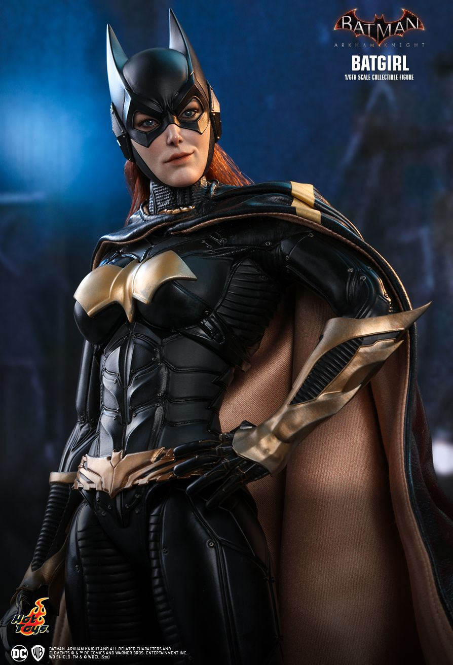 Batman - NEW PRODUCT: HOT TOYS: BATMAN: ARKHAM KNIGHT BATGIRL 1/6TH SCALE COLLECTIBLE FIGURE 2da61610