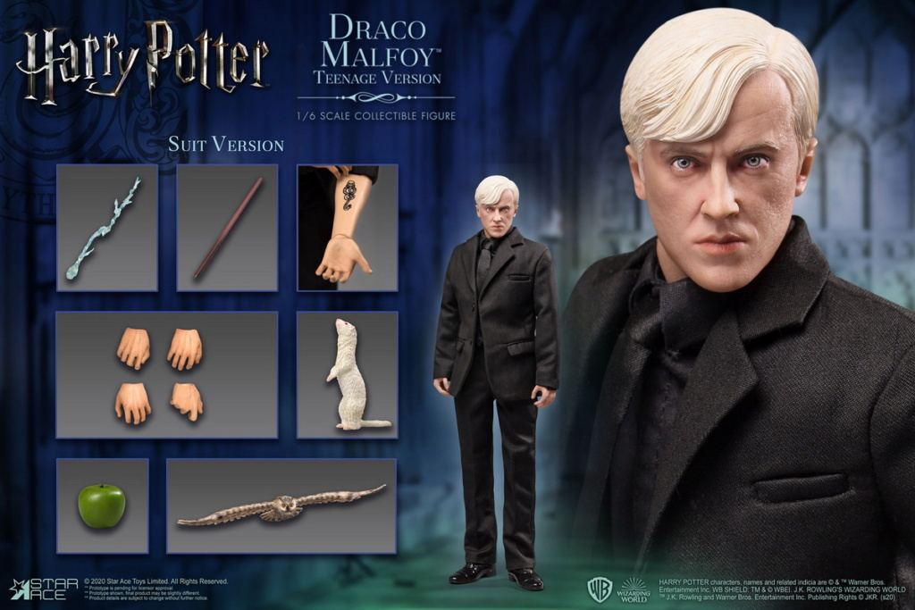 movie - NEW PRODUCT: Star Ace: 1/6 scale Harry Potter - Teen Draco Malfoy (3 versions) 2e204e10