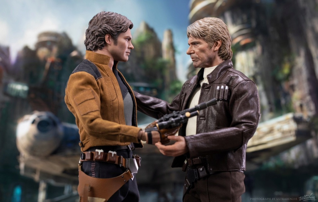 solo - NEW PRODUCT: HOT TOYS: SOLO: A STAR WARS STORY HAN SOLO (TWO VERSIONS) 1/6TH SCALE COLLECTIBLE FIGURE 2e9ba310