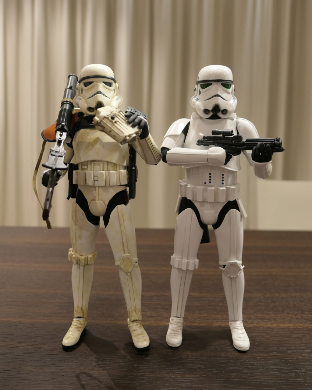 stormtrooper - NEW PRODUCT: HOT TOYS: STAR WARS STORMTROOPER (DELUXE VERSION) 1/6TH SCALE COLLECTIBLE FIGURE 2ikqmh10