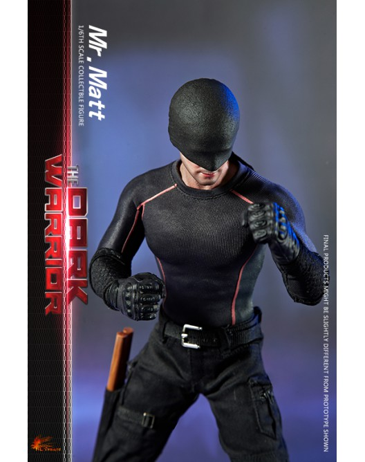 Netflix - NEW PRODUCT: Hot Heart FD007 1/6 Scale The Dark Warrior action figure 3-528x14