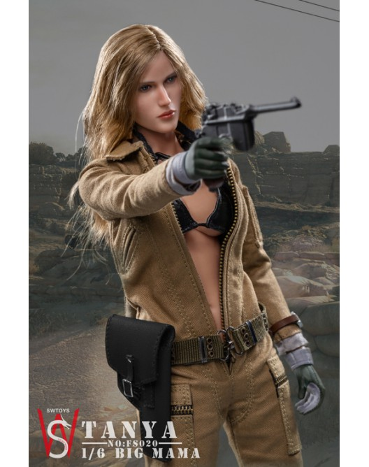 military - NEW PRODUCT: Swtoys FS020 1/6 Scale Big Mama (Tanya) action figure 3-528x17