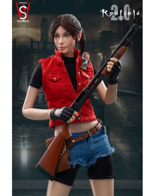 NEW PRODUCT: Swtoys FS023 1/6 Scale Redfield 2.0 figure 3-528x18