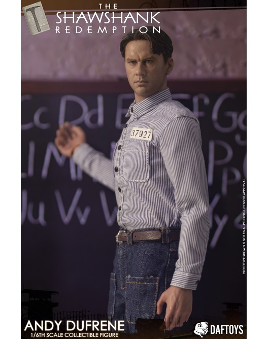 NEW PRODUCT: Daftoys 1/6 Scale Andy Costume Set 3-528x30