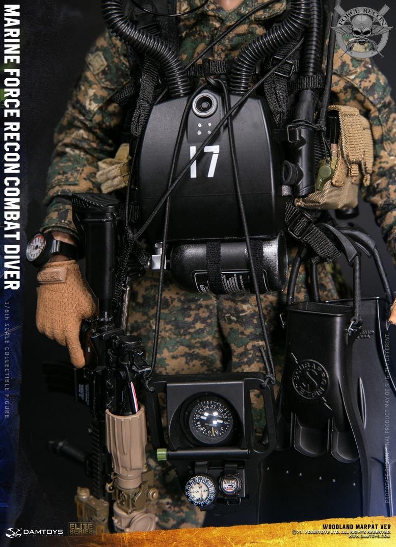 DamToys - NEW PRODUCT: DAM Toys: Marine Force Recon Combat Diver (Desert MARPAT) (GIDAM-78056) & (Woodland MARPAT) (GIDAM-78055) 3113