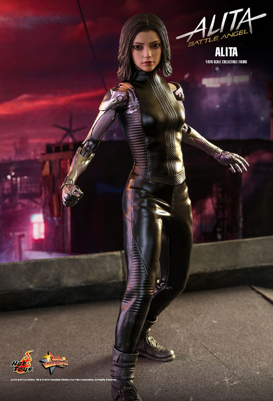Alita - NEW PRODUCT: HOT TOYS: ALITA: BATTLE ANGEL ALITA 1/6TH SCALE COLLECTIBLE FIGURE 3160