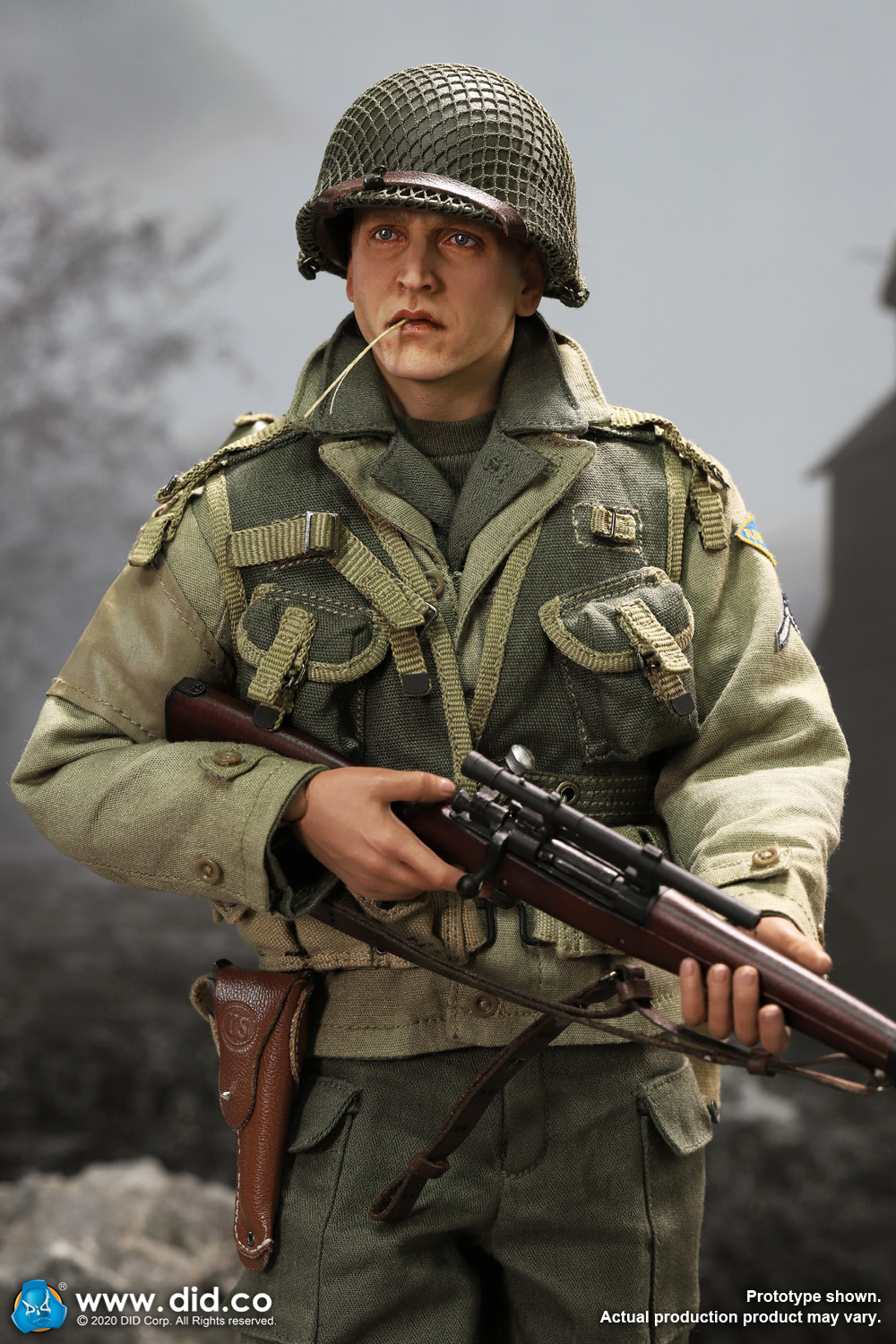 DiD - NEW PRODUCT: DiD: A80144 WWII US 2nd Ranger Battalion Series 4 Private Jackson 32111