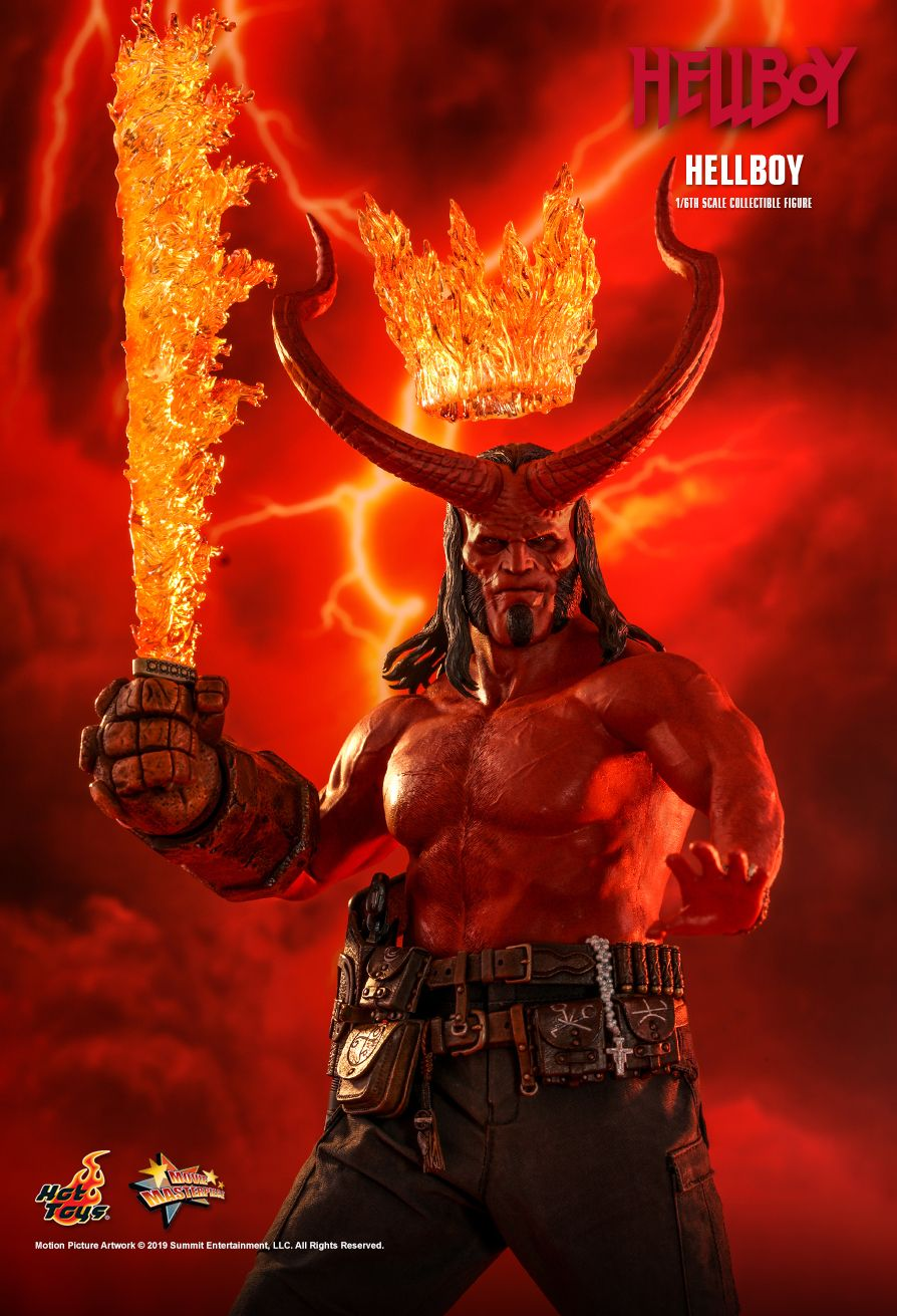 Topics tagged under hellboy on OneSixthFigures 3218