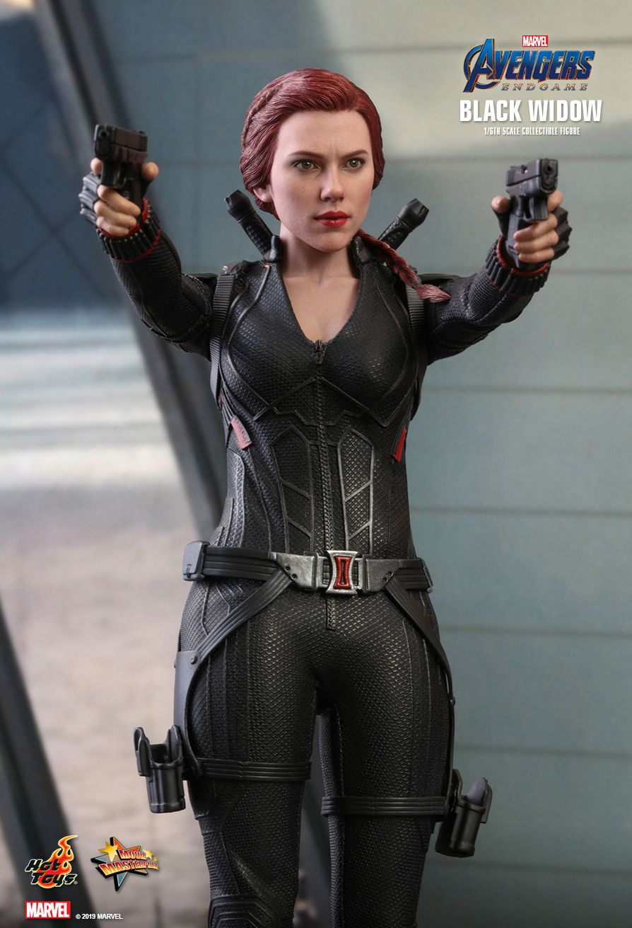 EndGame - NEW PRODUCT: HOT TOYS: AVENGERS: ENDGAME BLACK WIDOW 1/6TH SCALE COLLECTIBLE FIGURE 3222