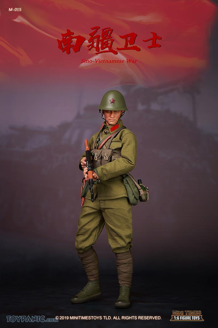 military - NEW PRODUCT: MINI TIMES TOYS: 1/6 PLA Soldier (Sino-Vietnamese War) 32420110