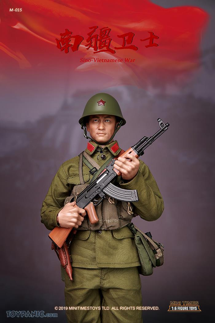 military - NEW PRODUCT: MINI TIMES TOYS: 1/6 PLA Soldier (Sino-Vietnamese War) 32420111