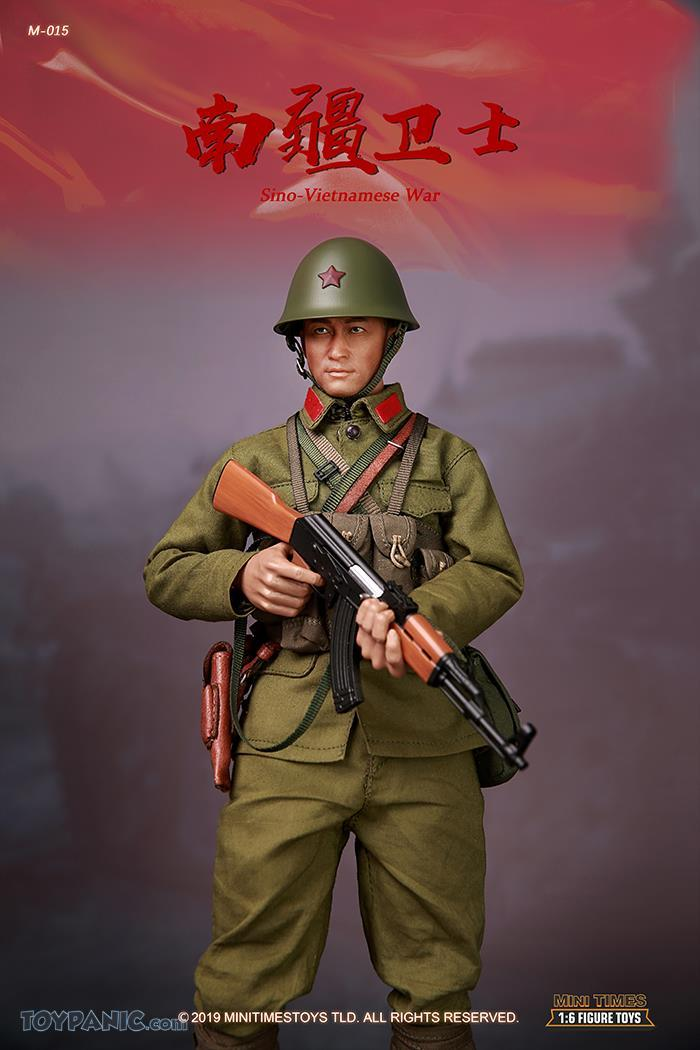 military - NEW PRODUCT: MINI TIMES TOYS: 1/6 PLA Soldier (Sino-Vietnamese War) 32420112