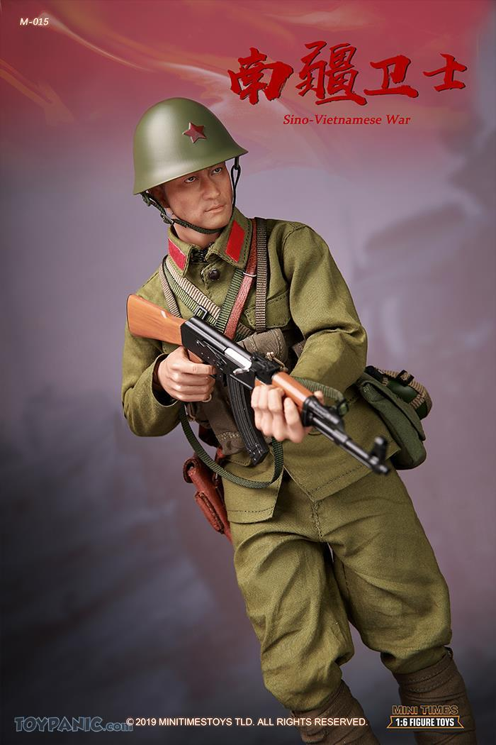 military - NEW PRODUCT: MINI TIMES TOYS: 1/6 PLA Soldier (Sino-Vietnamese War) 32420114