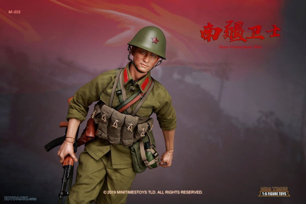 military - NEW PRODUCT: MINI TIMES TOYS: 1/6 PLA Soldier (Sino-Vietnamese War) 32420115