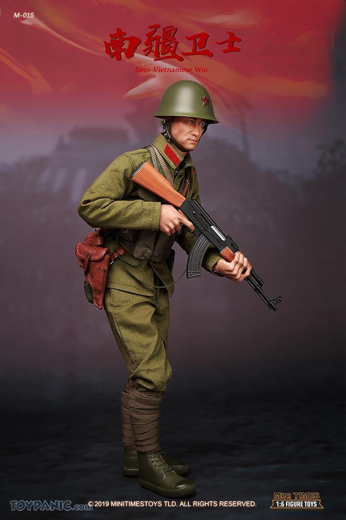 military - NEW PRODUCT: MINI TIMES TOYS: 1/6 PLA Soldier (Sino-Vietnamese War) 32420116