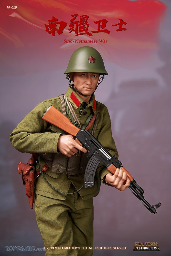 military - NEW PRODUCT: MINI TIMES TOYS: 1/6 PLA Soldier (Sino-Vietnamese War) 32420117