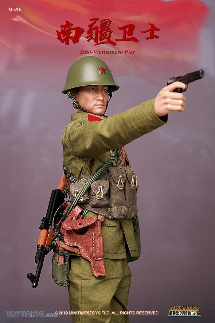 military - NEW PRODUCT: MINI TIMES TOYS: 1/6 PLA Soldier (Sino-Vietnamese War) 32420118