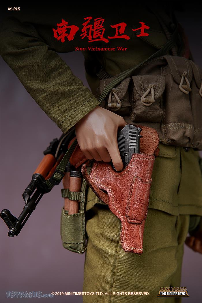military - NEW PRODUCT: MINI TIMES TOYS: 1/6 PLA Soldier (Sino-Vietnamese War) 32420119