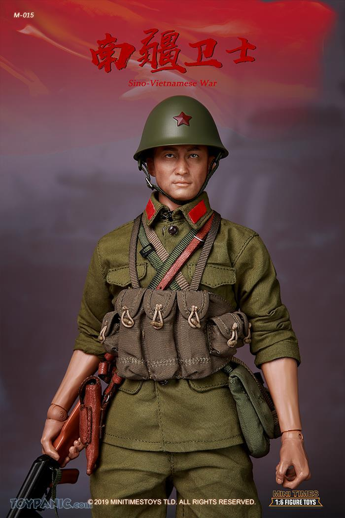 military - NEW PRODUCT: MINI TIMES TOYS: 1/6 PLA Soldier (Sino-Vietnamese War) 32420120