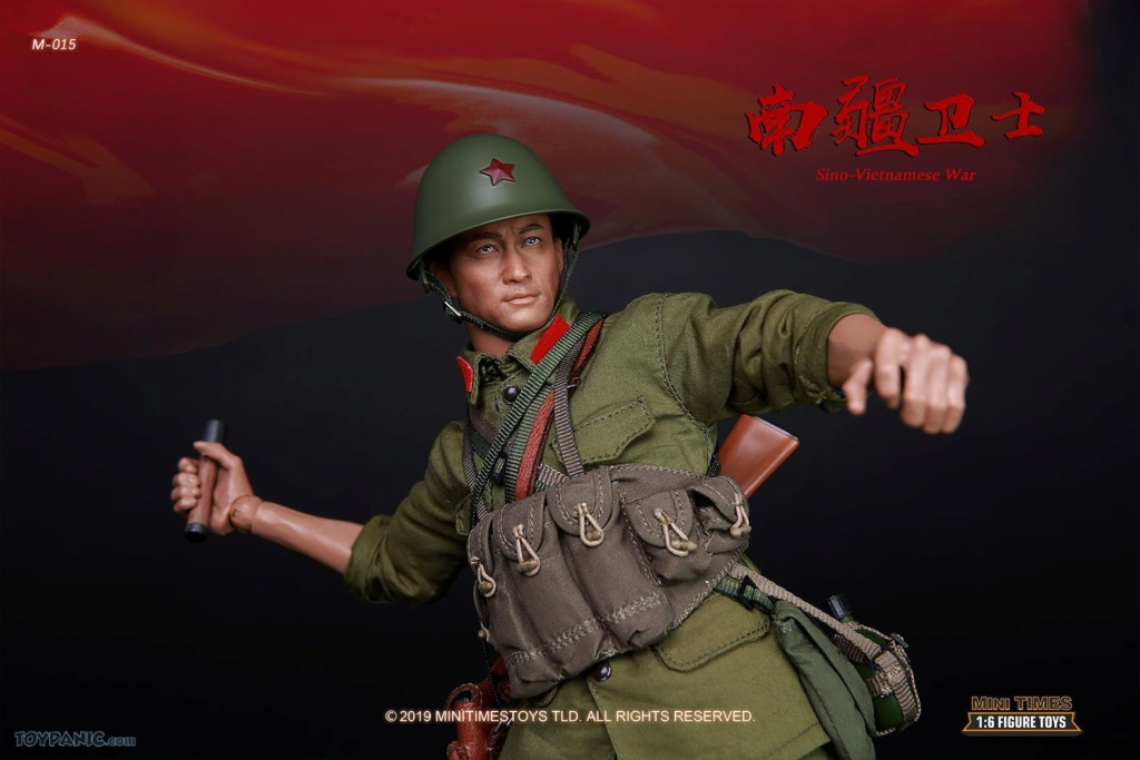 military - NEW PRODUCT: MINI TIMES TOYS: 1/6 PLA Soldier (Sino-Vietnamese War) 32420121