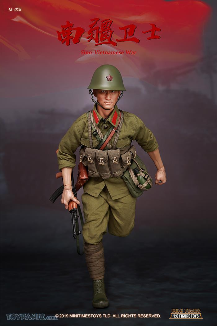 military - NEW PRODUCT: MINI TIMES TOYS: 1/6 PLA Soldier (Sino-Vietnamese War) 32420122