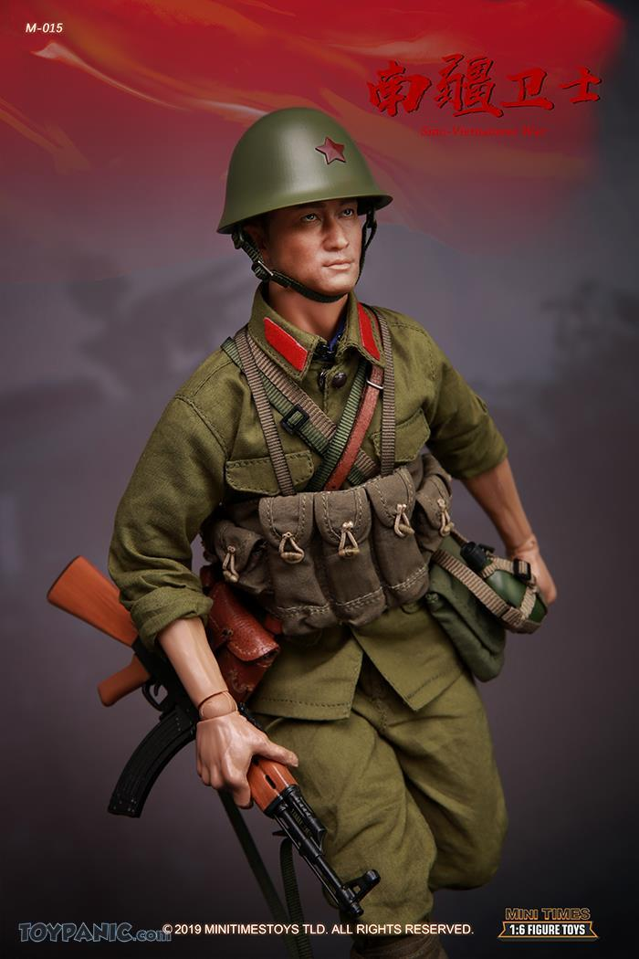 military - NEW PRODUCT: MINI TIMES TOYS: 1/6 PLA Soldier (Sino-Vietnamese War) 32420123