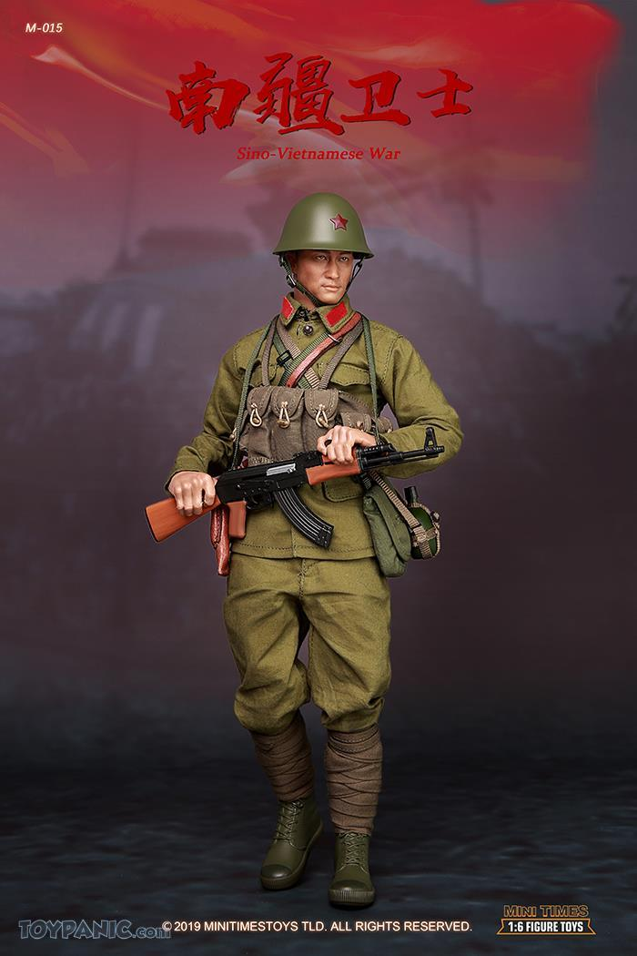 military - NEW PRODUCT: MINI TIMES TOYS: 1/6 PLA Soldier (Sino-Vietnamese War) 32420124