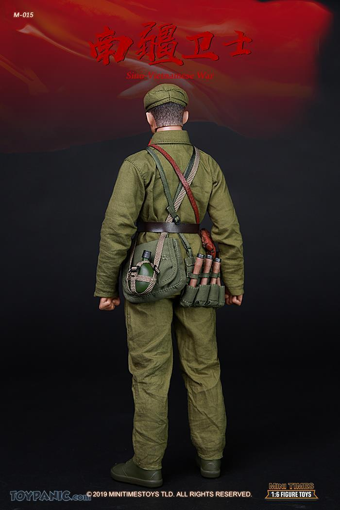 military - NEW PRODUCT: MINI TIMES TOYS: 1/6 PLA Soldier (Sino-Vietnamese War) 32420125