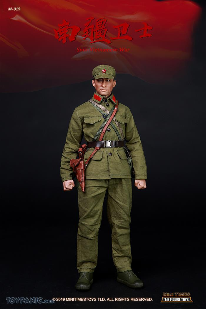 military - NEW PRODUCT: MINI TIMES TOYS: 1/6 PLA Soldier (Sino-Vietnamese War) 32420127